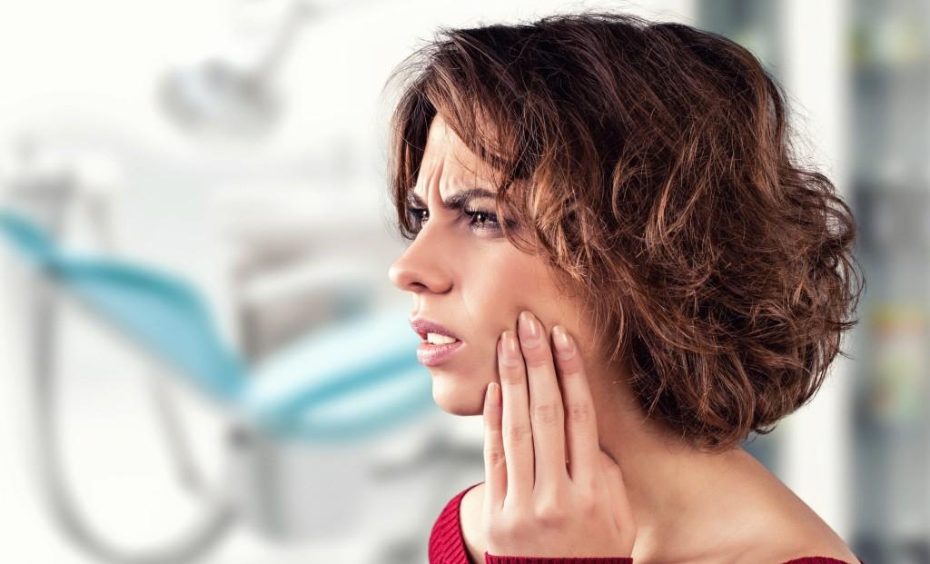 Возникновение зубной боли