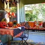 Фото 21: Украшение дома на Хэллоуин