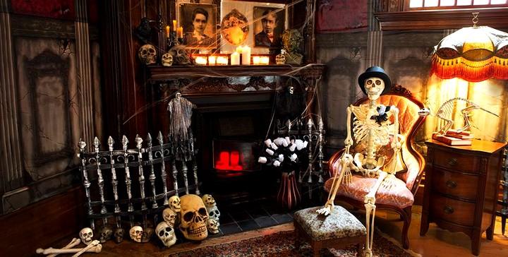 украшение на Хэллоуин своими руками (7)