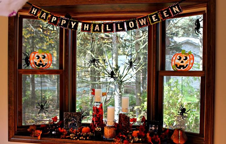 украшение на Хэллоуин своими руками (9)
