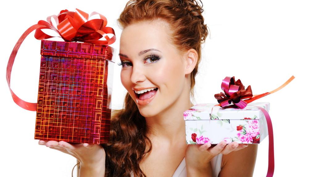 Какой девушки хотят подарок 80