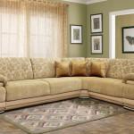 Фото 14: Кремовый диван