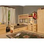 Мебельный гарнитур из сосны