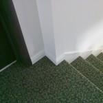 Лестница из кавролина