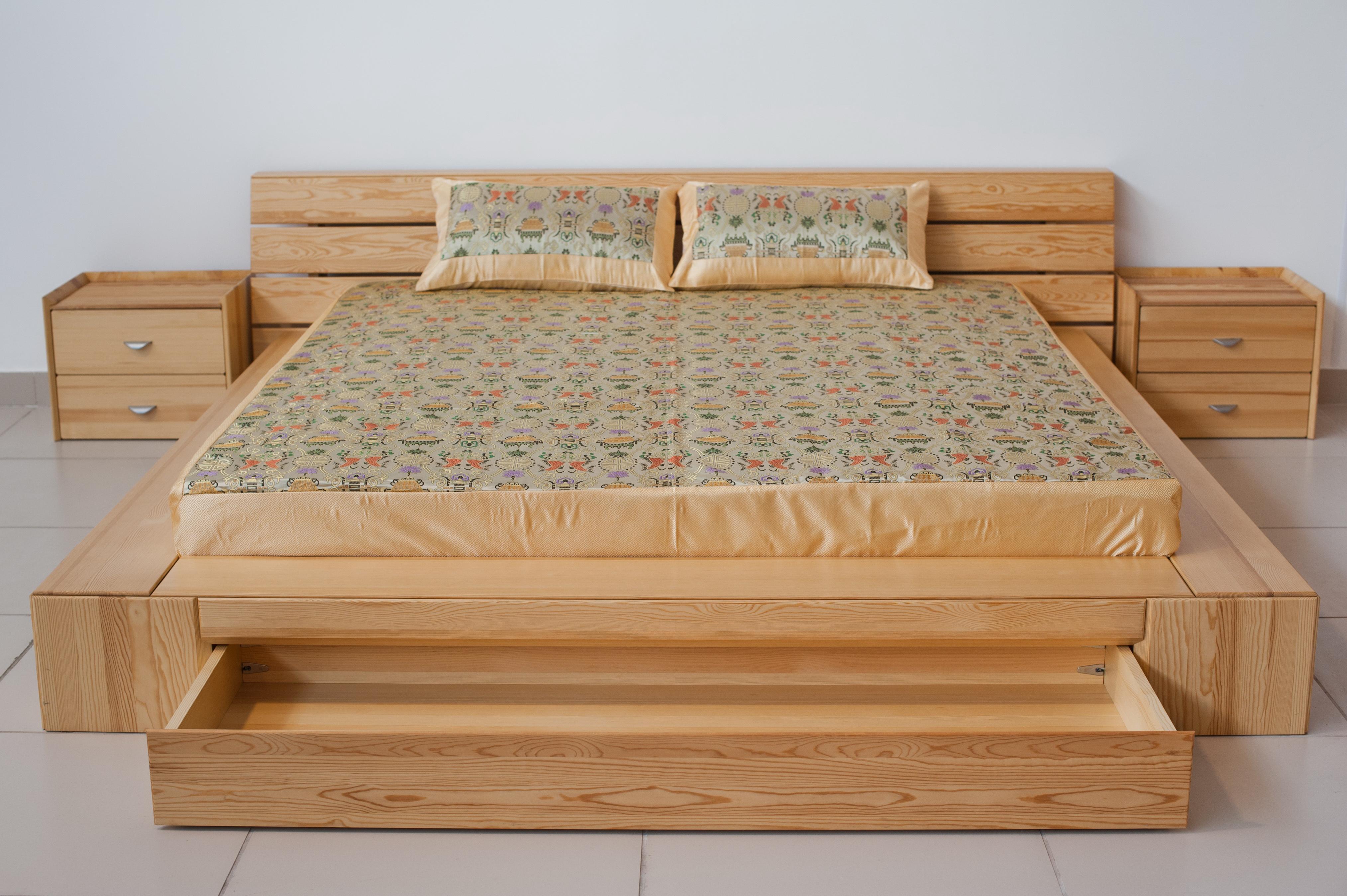 Кровати из массива сосны своими руками фото 99