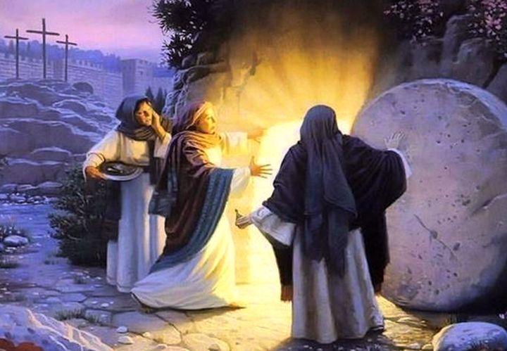 Воскресение Иисуса Христа из мертвых