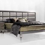 Фото 22: Современная двуспальная кровать