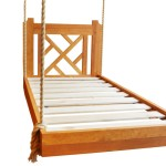 Кровать на подвязке