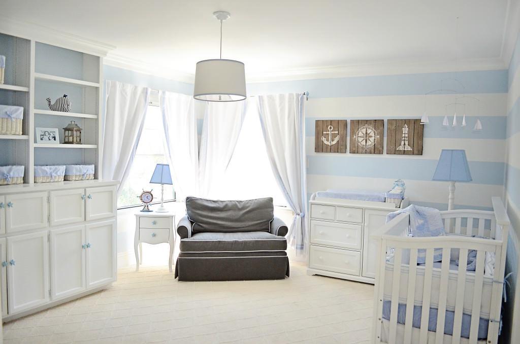 Просторная комната для девочки и мальчика