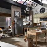 Фото 28: Стиль кухни хай-тек
