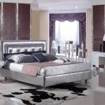 Фото 29: Оригинальная и модная двуспальная кровать