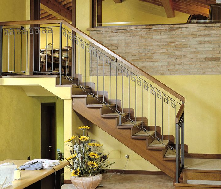 Основные составляющие лестничной конструкции