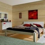 Фото 4: Кровать в комнате