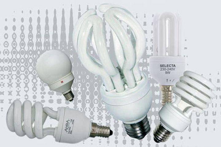Разнообразие колб энергосберегающих ламп