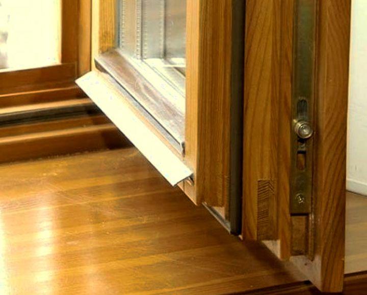 Составляющие деревянных окон со стеклопакетом