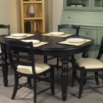 Фото 7: Стол черный