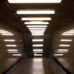 Фото 16: Люминесцентное освещение в метро