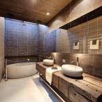 Фото 25: Современный дизайн ванной