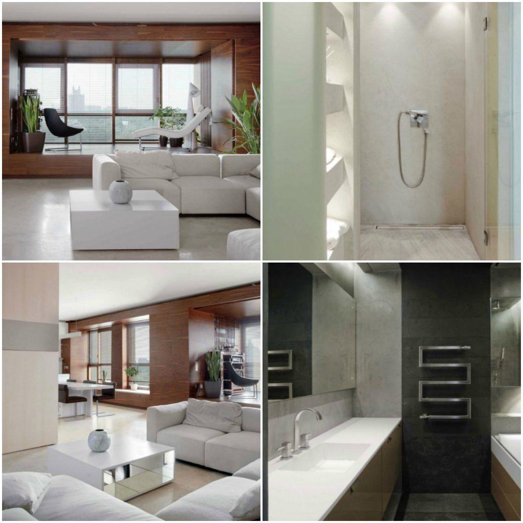 Дизайн элитной квартиры