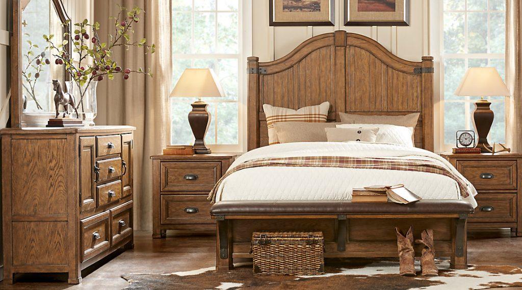 Кровать под стиль спальни