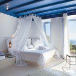 Фото 103: Белая кровать с балдахином