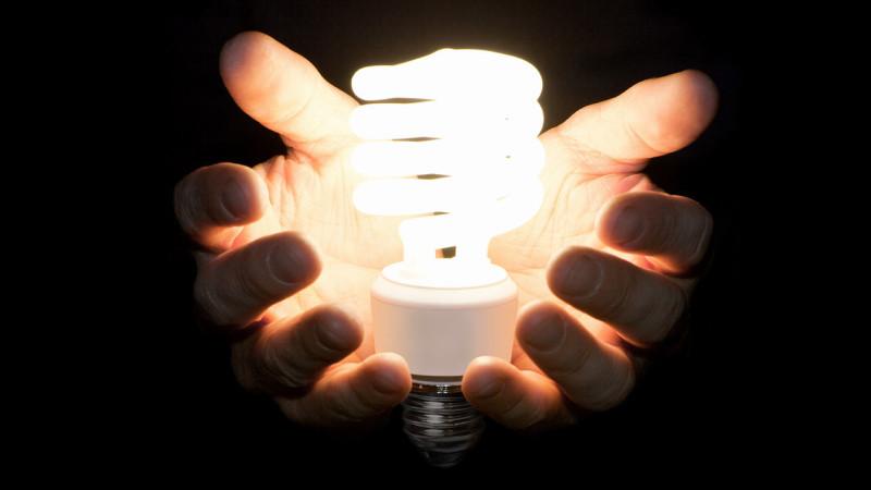 Люминесцентная энергосберегающая лампа