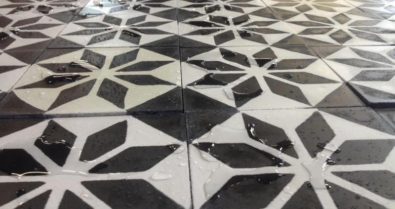 Цементная плитка