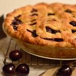 Фото 11: Вишневый пирог