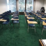 Фото 12: Письменные столы на одного человека в классе
