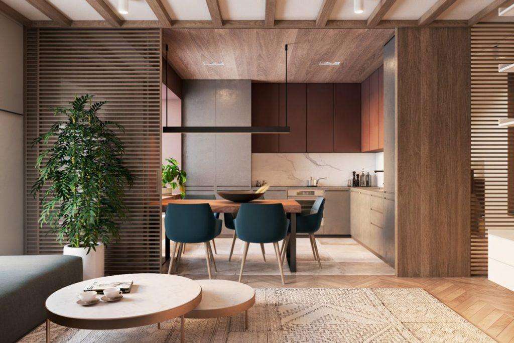 Экологичные материалы в квартире