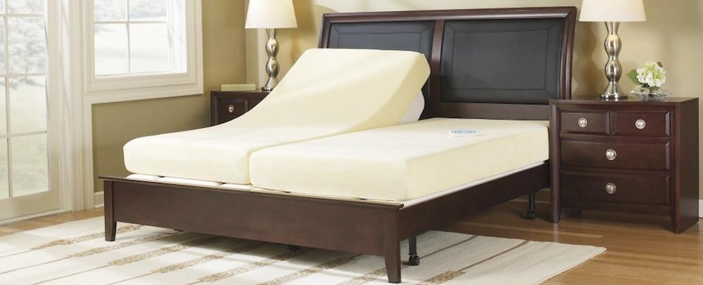 Кровать с дугообразным матрасом