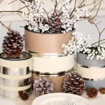 Фото 8: Элементы зимнего стиля для свадьбы