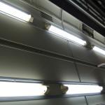 Фото 18: Люминесцентное освещение в транспорте