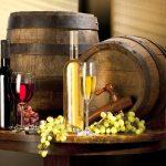 Фото 48: Хранение вина в бочках