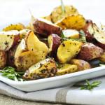 Фото 10: Блюдо из картофеля с розмарином