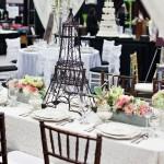 Фото 14: Кованые элементы на свадьбе