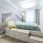Фото 110: Кровать-подиум