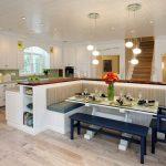 Фото 77: Кухонный уголок — часть кухонного гарнитура
