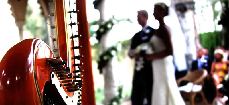 Музыка на свадьбе