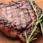 Фото 31: Мясо, украшенное багульником