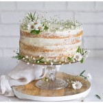 Фото 20: Оформление свадебного торта