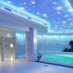 Фото 24: Освещение комнаты бассейна