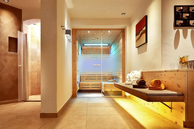 Освещение ванны и сауны