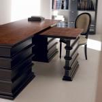 Фото 21: Дизайн письменного стола руководителя