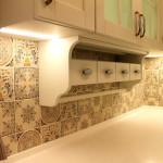 Фото 28: Подсветка на кухне