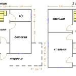 Проект дома 10х10