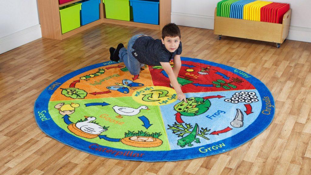 Развивающий коврик для детей