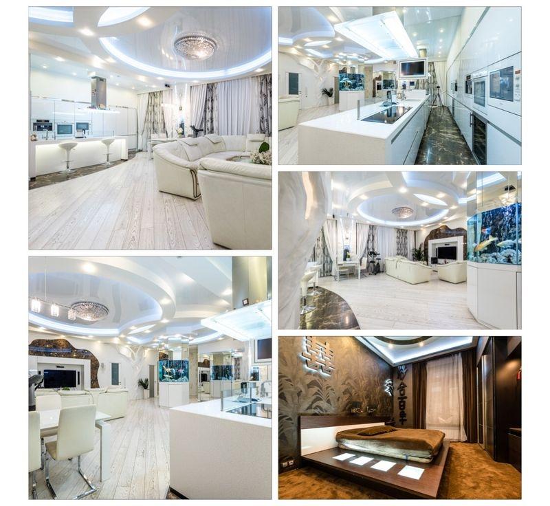 Современный дизайн элитных квартир