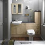 Фото 26: Мебель для маленькой ванной