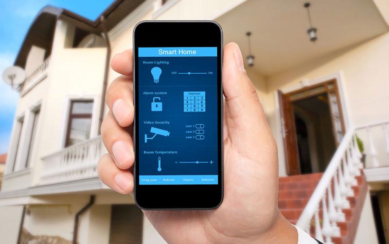 Синхронизация системы умного дома со смартфоном